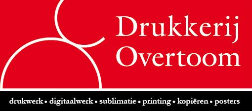 Logo drukkerij Overtoom